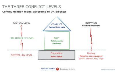 COMMUNICATION MODEL BISCHOP